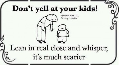 do not yell at your kids 500x274 do not yell at your kids