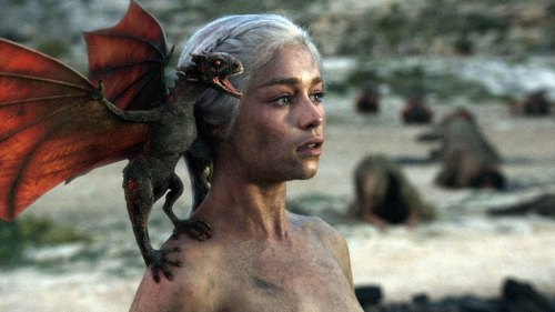 game of thrones – dragon mother