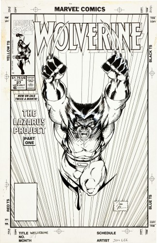 wolverine comic covers 324x500 wolverine comic covers