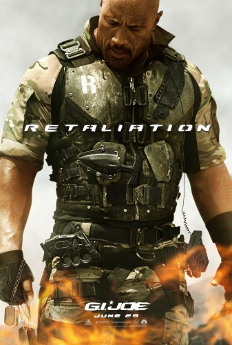 gi joe retaliation dwane johnson 337x500 gi joe   retaliation   dwane johnson