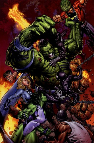 hulk vs marvel 331x500 hulk vs marvel
