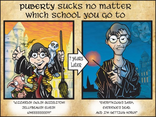puberty sucks no matter which school you go to 500x375 puberty sucks no matter which school you go to