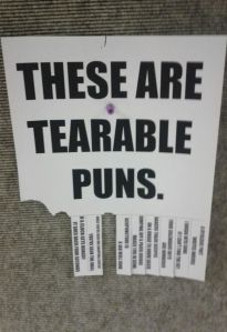 these are tearable puns.jpg