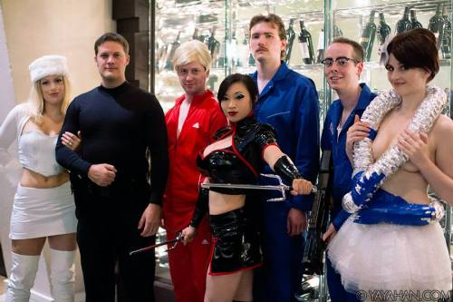 Archer Cosplayers 500x333 Archer Cosplayers