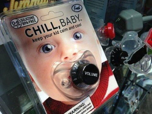 Chill Baby 500x375 Chill, Baby