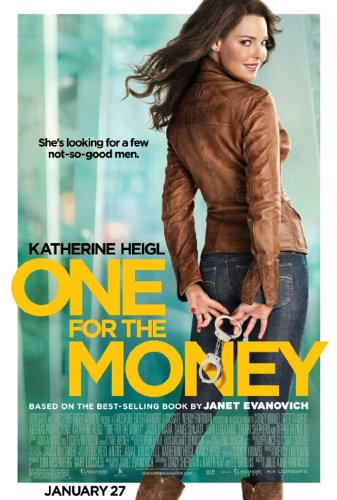 One for the Money movie poster 337x500 One for the Money movie poster