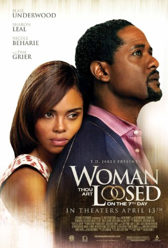 Woman Thou Art Loosed On the 7th Day movie poster 340x500 Woman Thou Art Loosed On the 7th Day movie poster