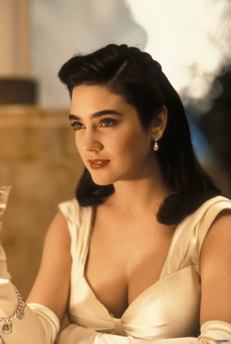 jennifer conley in a low cut dress from The Rocketeer 336x500 jennifer conley in a low cut dress from The Rocketeer
