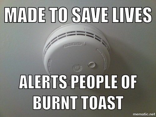 made to save lives alerts people of burnt toast made to save lives   alerts people of burnt toast