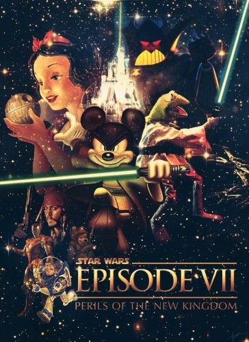 star wars episode 7 movie poster 364x500 star wars   episode 7 movie poster