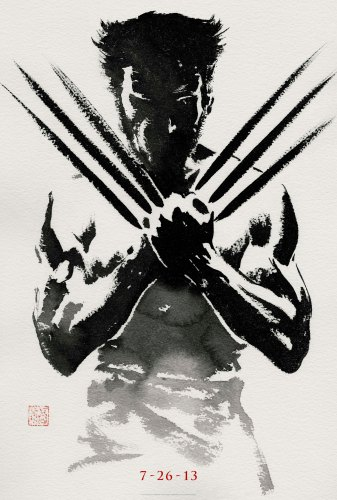the wolverine movie poster 337x500 the wolverine movie poster