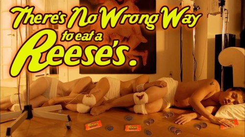 theres no wrong way to eat a reeses 500x281 theres no wrong way to eat a reeses