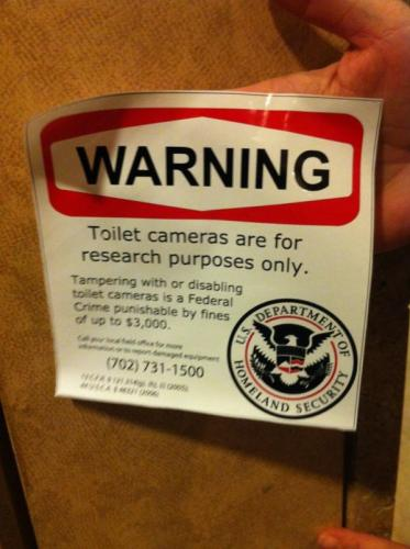 warning toilet cameras are for research purposes only 373x500 warning   toilet cameras are for research purposes only