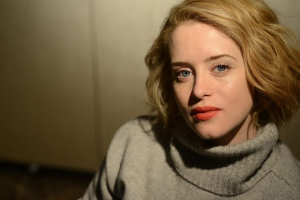 Claire Foy in subtle lighting 1024x684 Claire Foy in subtle lighting
