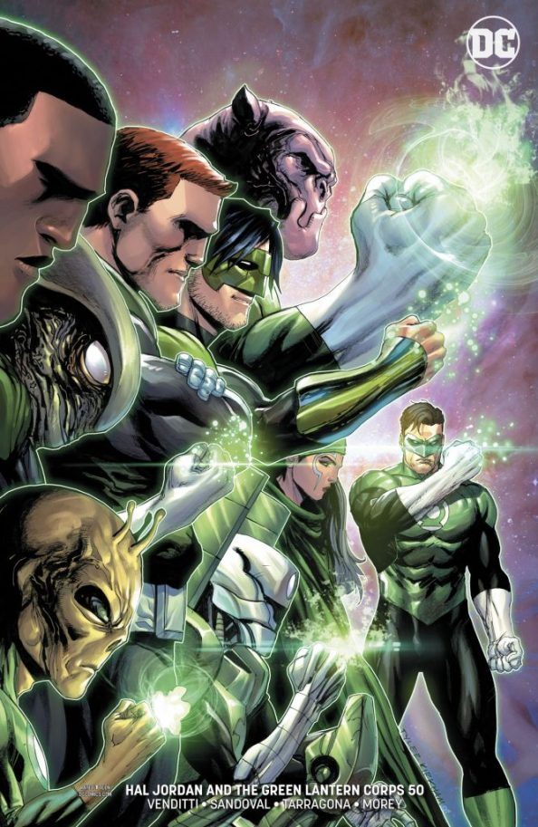 Hal Jordan and the Green Lantern Corps 50 666x1024 Hal Jordan and the Green Lantern Corps 50