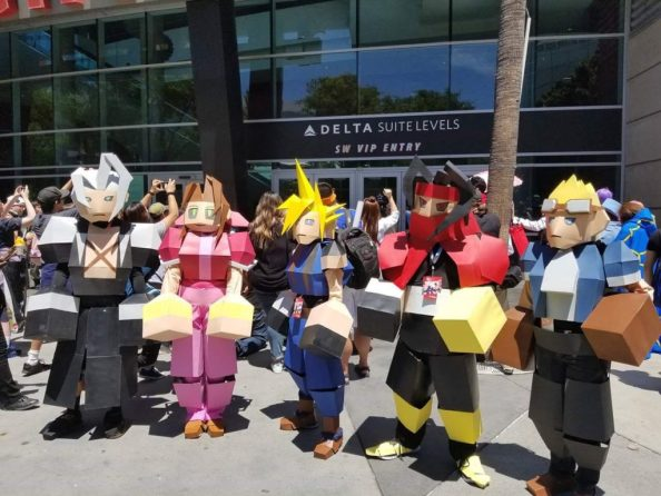 Most accurate Final Fantasy cosplay ever 1024x768 Most accurate Final Fantasy cosplay ever