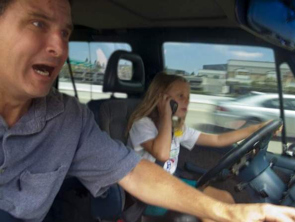 driving on the phone while underage driving on the phone while underage