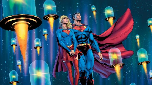 Supergirl and Superman with jar rockets 1024x576 Supergirl and Superman with jar rockets