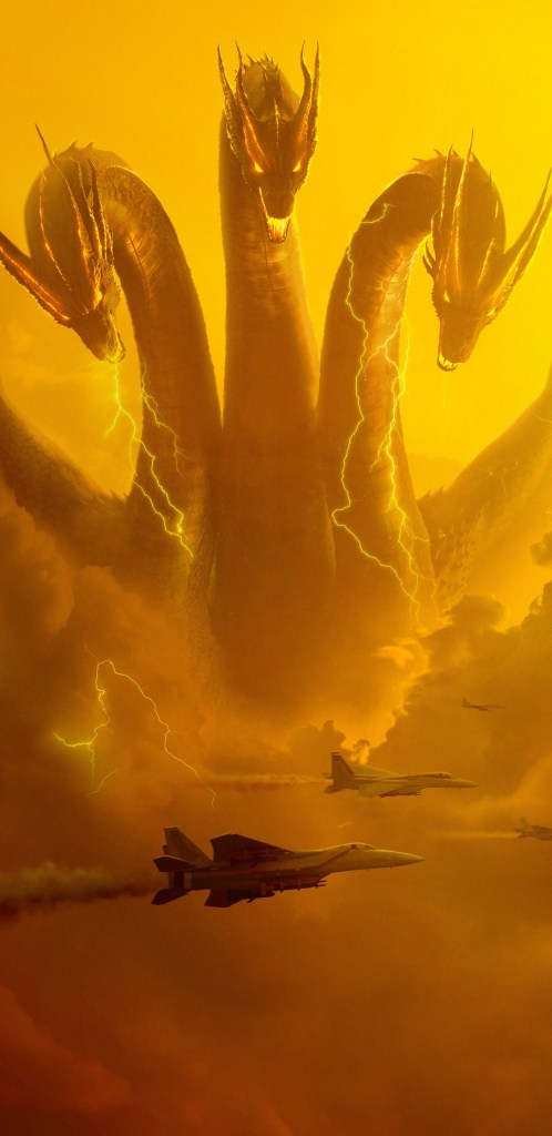 Godzilla King of the Monsters – Triple Headed Dragon