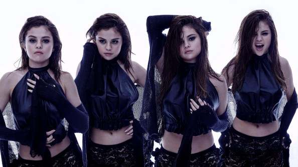 Selena Gomez is now four people