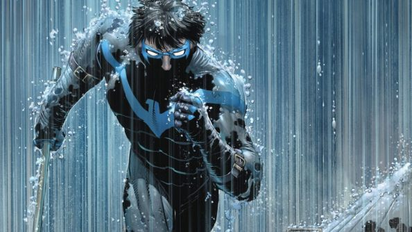 nightwing in the rain 1024x576 nightwing in the rain
