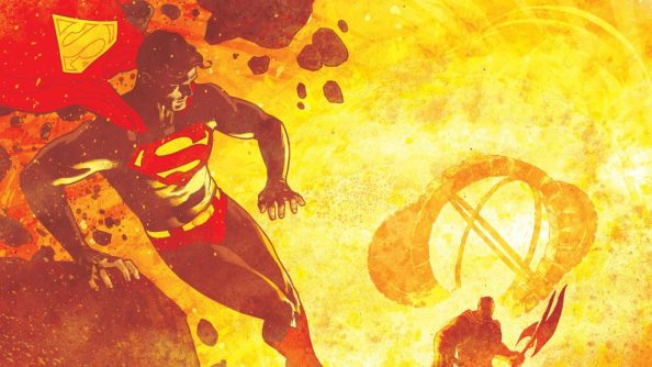 superman saw an explosion 1024x576 superman saw an explosion