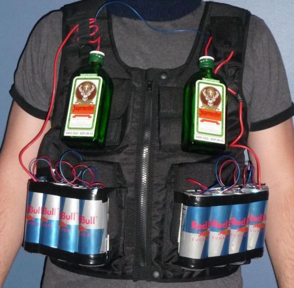 Jager Bomb Jager Bomb
