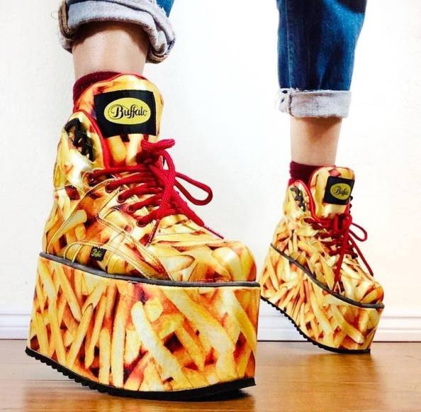 fry shoes