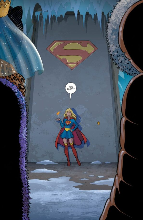 Supergirl wants to know if youre ready 666x1024 Supergirl wants to know if youre ready