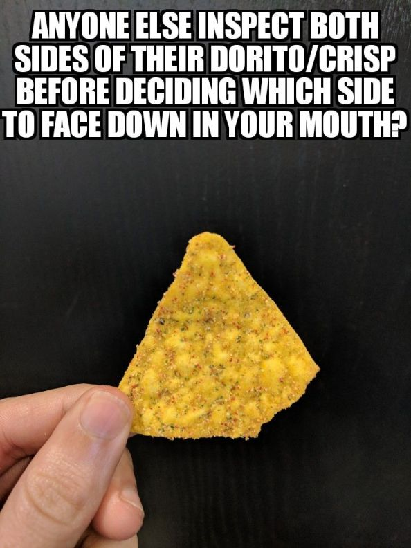 inspect both sides of their chips inspect both sides of their chips
