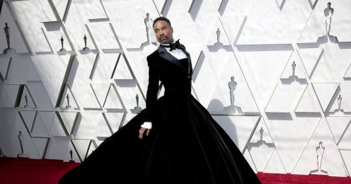 Billy Porter's 2019 Oscars Gown Gave Him Power He Didn't Know He Had