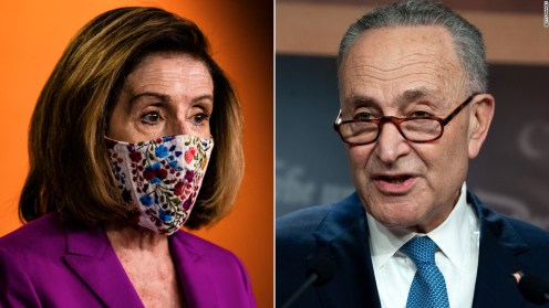 Democrats are moving ahead without Republicans on Covid relief