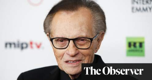 Larry King famed cable news interviewer dies aged 87