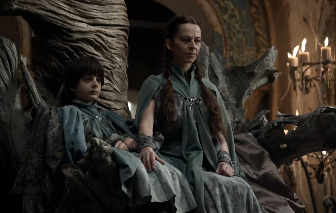 Não foi difícil casar-se com Lysa Arryn, uma vez que até abortar um filho de mindinho, ela já abortou.
