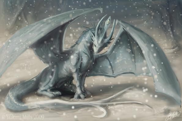 Winter Dragon G R R Martin