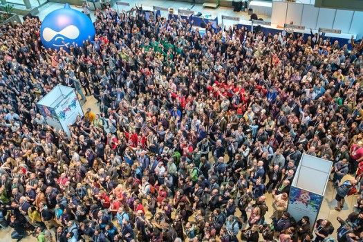 all attendees at DrupalCon Seattle