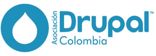 Drupal Association of Colombia logo