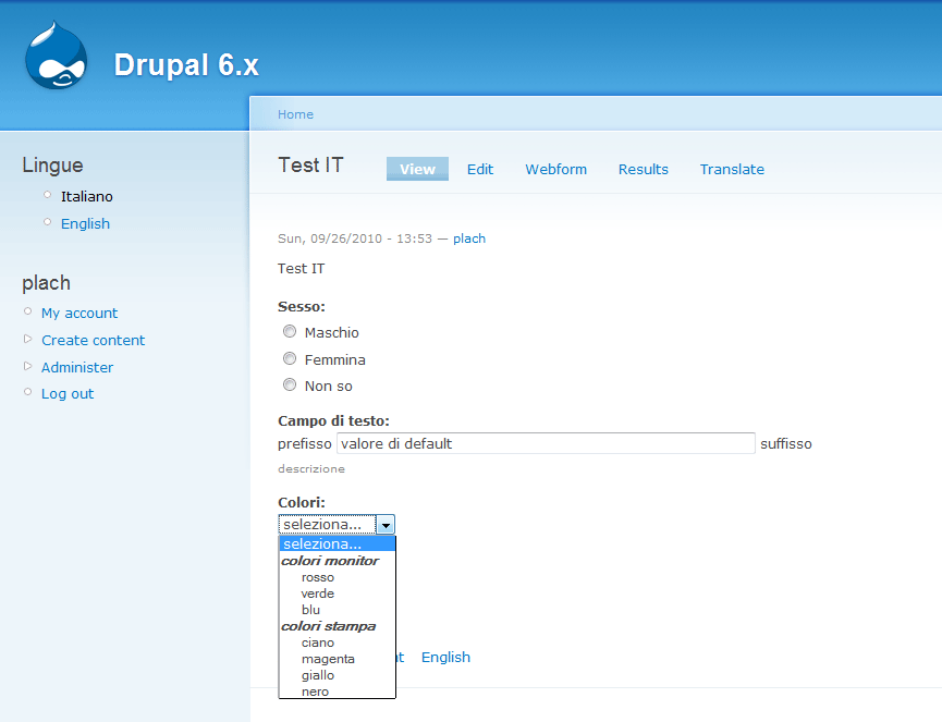Drupal Webform Template  theming web form drupal org  â