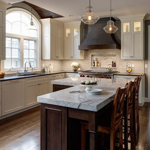 Amazing Spacious Hinsdale Kitchen Remodel