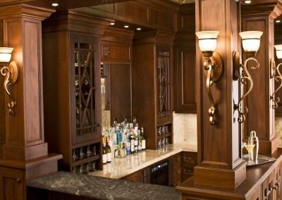 Classic English Bar