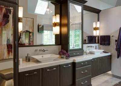 From Small Bathroom to Luxurious Master Suite Design