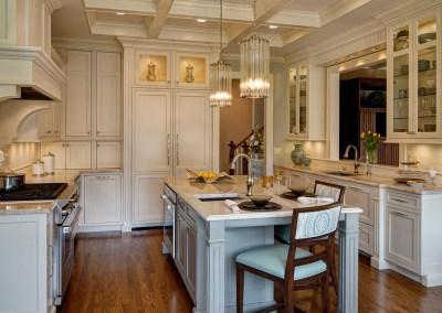 Grand Hinsdale Kitchen Remodel