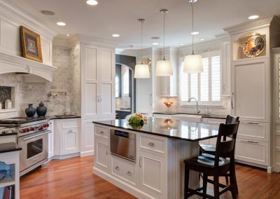 Timeless Traditional Kitchen