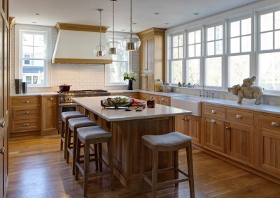 Traditional Kitchen with a Fresh Perspective – Lombard, IL