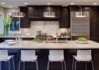 Zen-Like Naperville Kitchen