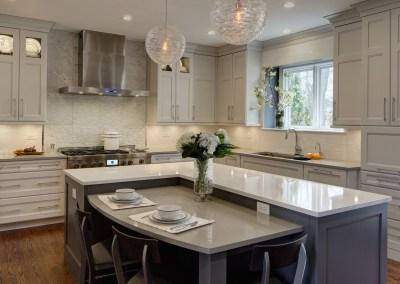Arlington Heights Transitional Kitchen Remodel
