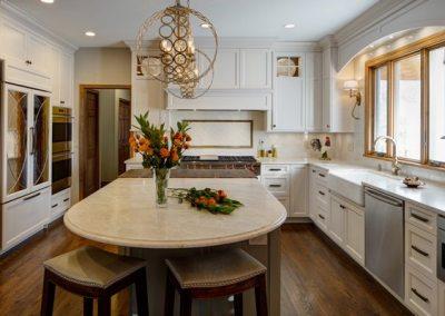 Plenty of Personality – Glen Ellyn Kitchen Remodel