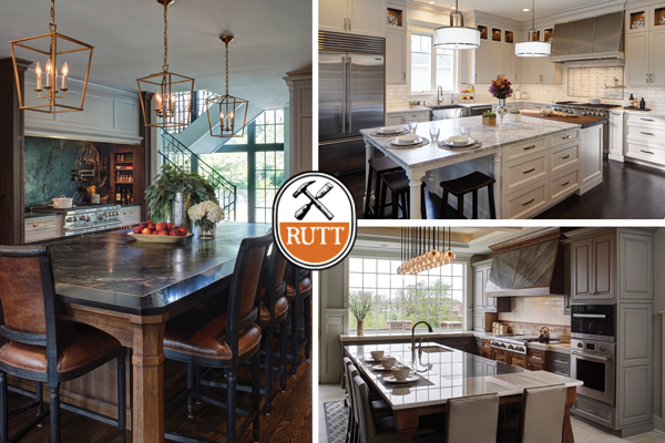 Custom Cabinetry | Rutt HandCrafted Cabinetry