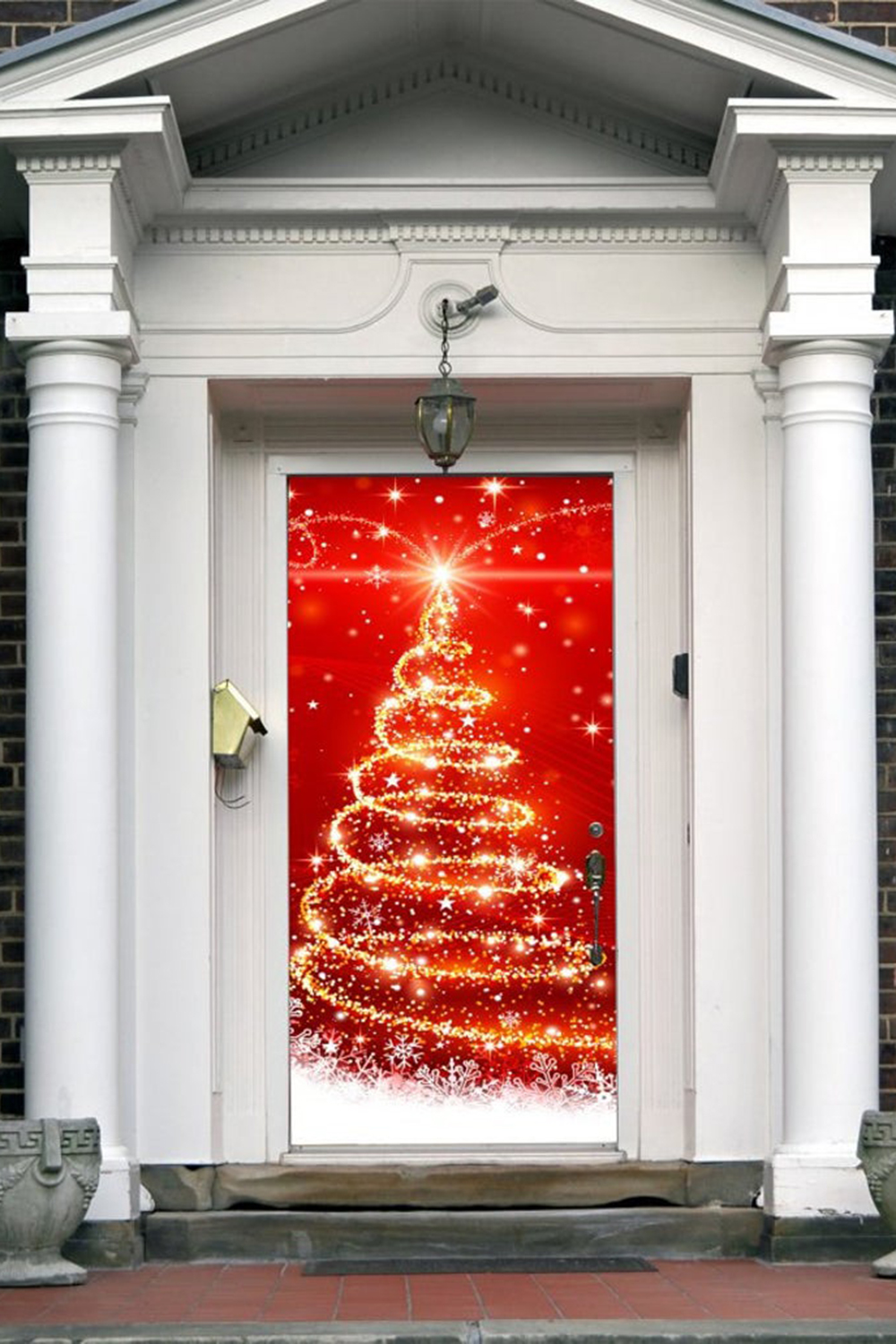 Door Decoration For Christmas 10