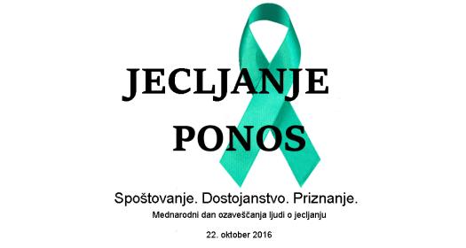 Mednarodni dan jecljanja 2016 slovenski logo